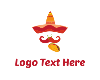 Dining - Mexican Restaurant logo design