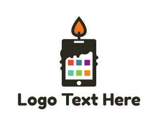 Candle Application Logo