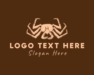 Vintage - Vintage Crab logo design