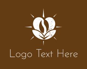 Coffee - Love Coffee logo design