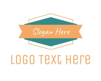 Brand - Modern  Badge Brand logo design