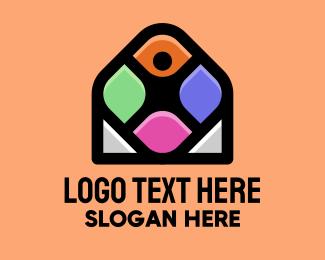 Snail Mail - Digital Person Mail  logo design