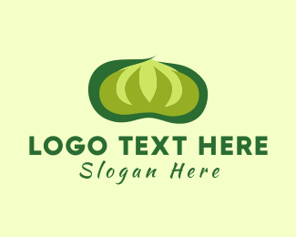 Cotton - Green Cotton logo design