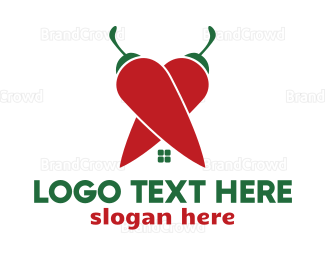 Chili - Chili House logo design
