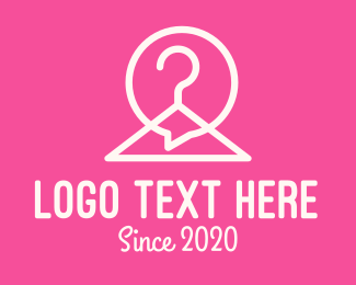 Hanger - Hanger Chat Messaging logo design