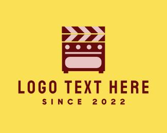 Oven Film Production logo design