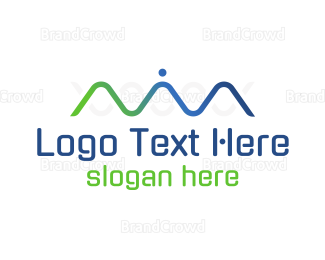Frequency - Frequency Wave logo design