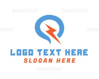 Social - Thunder Circle logo design