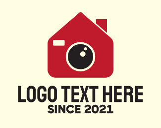 Capture - Camera House logo design