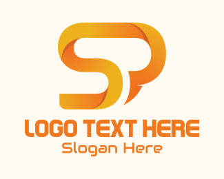 Chat Box - Chat Messaging SP logo design