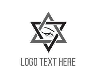 Aesthetic - Star Eye logo design