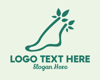Lifestyle - Natural Foot Spa logo design