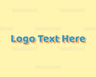 Newborn - Friendly Blue logo design