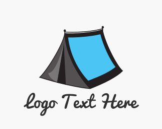 Outdoor - Phototent logo design