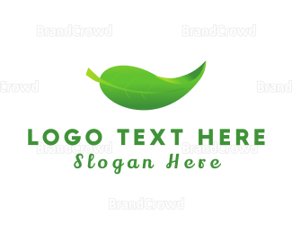 Organic - Green & Organic logo design
