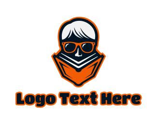 Intelligent - Geek Gaming logo design
