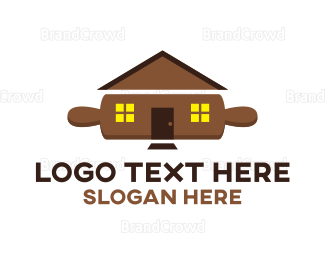 Bread - Bake House logo design