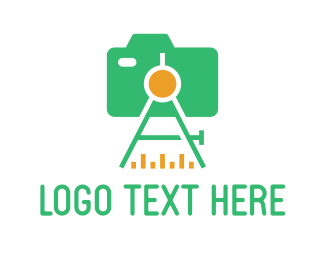 Photograph - Total Station logo design