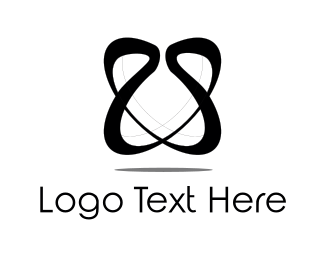 Wing - Abstract Wings logo design
