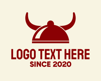 Red Horns Buffet Logo