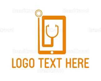 Rehab - Medical Phone logo design