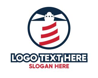 Lighthouse - Lighthouse Circle logo design
