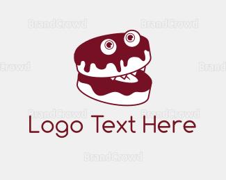 Cake - Cake Monster logo design