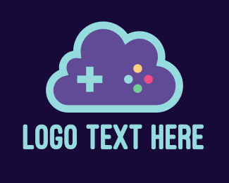 Blue Cloud - Blue Cloud Gaming logo design