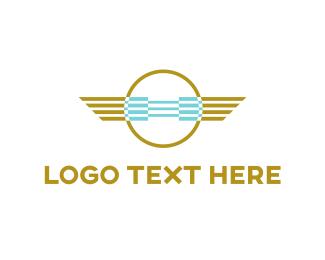 """""""Aviation Emblem"""" by soulsoulsoul7"""