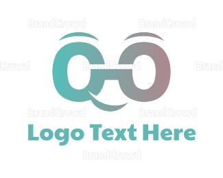 Nerd - Nerd Wink logo design