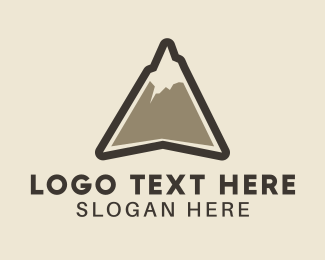 Colorado - High Peak logo design