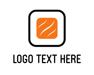Sushi - Abstract Sushi logo design