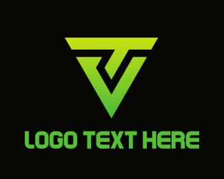 Link - Tech Shield logo design