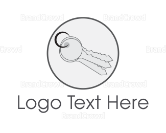 Key - Key Circle logo design