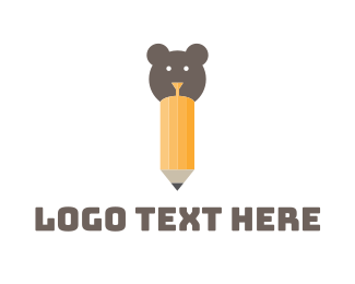 Craft - Bear Art logo design