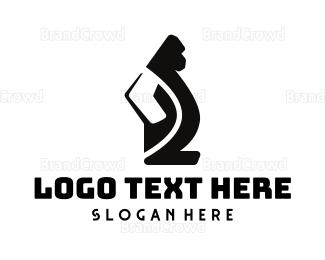 Men Accessories - Big Gorilla logo design