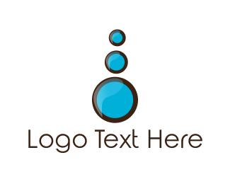 Bubble - Bubble Trio logo design