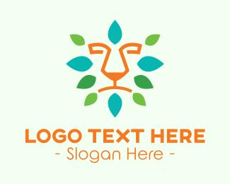 Tribal - Tribal Lion logo design
