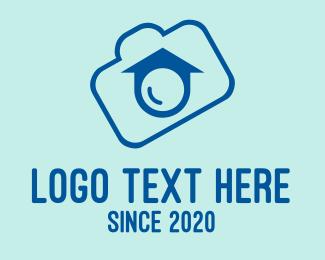 Event Photographer - House Photography Studio  logo design