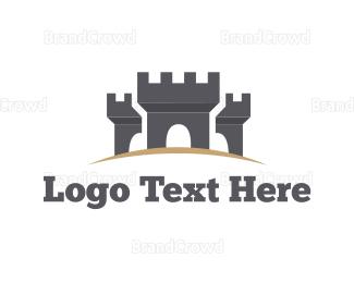 Medieval - Medieval Castle logo design