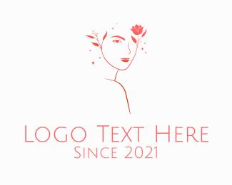 Spa - Organic Cosmetic Beauty  logo design