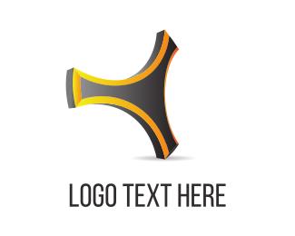 Dynamic - Tech Tool logo design