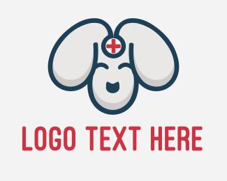 Kitty - Pet Clinic logo design