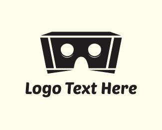 Prison - Box Face logo design