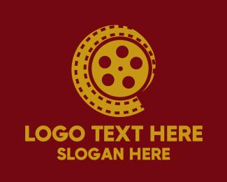 Film - Seashell Film logo design