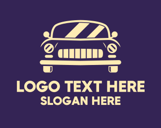 Automobile - Classic Vintage Automobile Car logo design