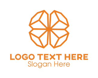 Orange Box - Diamond Box logo design