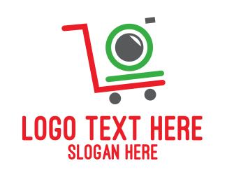 Photography - Photography Cart logo design