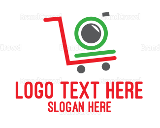 Cart - Photography Cart logo design