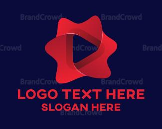 Producer - Youtube Star logo design